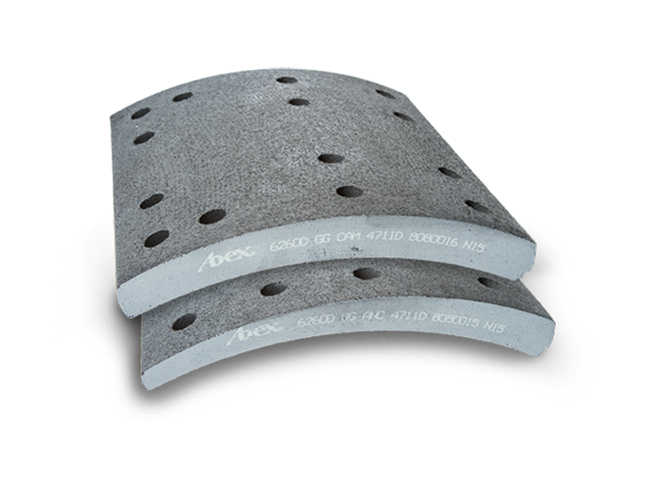 abex brake pad product view