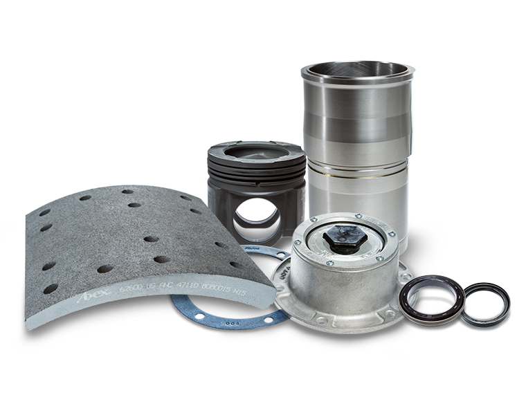 MINExpo Diesel Parts Highlighted - Federal Mogul Heavy Duty Parts